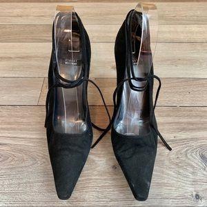 Stuart Weitzman | Black Heels | 8.5